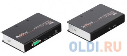 Фото «Удлинитель SVGA+KBD+MOUSE USB ATEN (CE700A-AT-G)» в Ростове-на-Дону