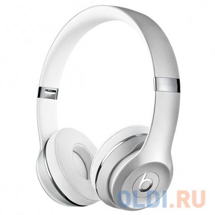 Наушники (гарнитура) Apple Beats Solo 3 WL MNEQ2ZE/A Silver