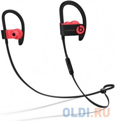 Наушники (гарнитура) Apple Beats Powerbeats 3 WL MNLY2ZE/A Red