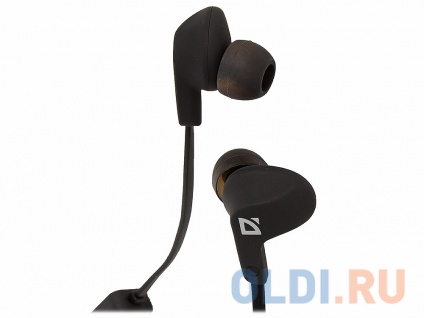 Наушники (гарнитура) Defender FreeMotion B615 Black