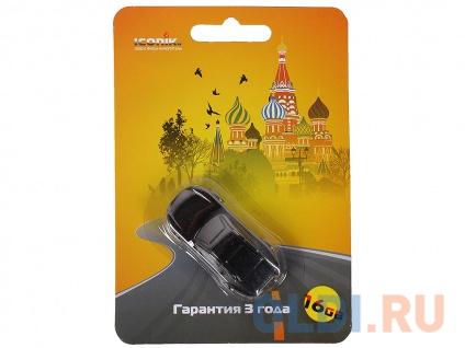 Фото «Внешний накопитель 16GB USB Drive USB 2.0 ICONIK Порше» в Новосибирске