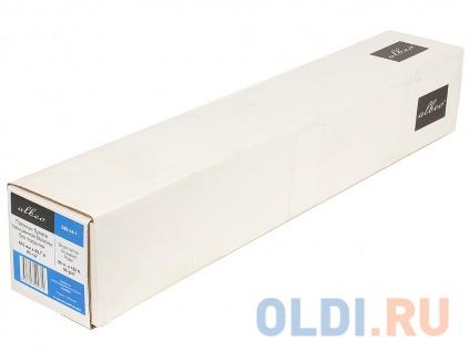 (S80-24-1) Бумага Albeo InkJet Premium Paper, для плоттеров, втулка 50,8 мм, белизна 169%,
