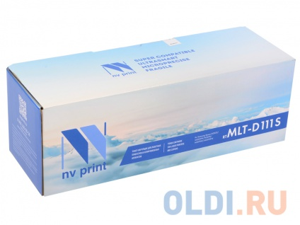 Фото «Картридж NV-Print совместимый Samsung MLT-D111S» в Новосибирске