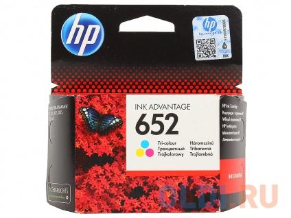Картридж HP F6V24AE BHK цветной (color) 200 стр.