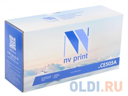 Фото «Картридж NV Print для HP LJ P2035/P2055 CE505A» в Москве