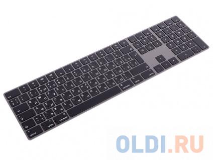 Фото «Клавиатура беспроводная Apple Magic Keyboard Bluetooth серый космос MRMH2RS/A» в Ростове-на-Дону