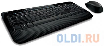 Фото «Беспроводной комплект Microsoft Wireless Desktop 2000 Black USB» в Ростове-на-Дону