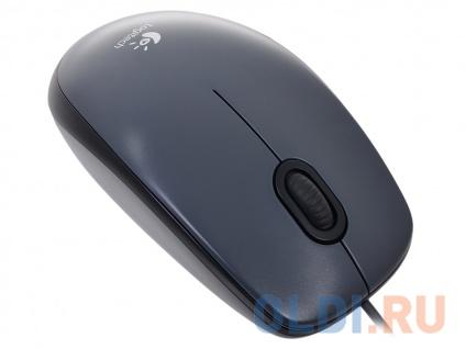 Фото «Мышь (910-001794) Logitech Mouse M90 Grey USB» в Новосибирске