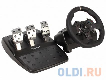 Фото «Руль (941-000123) Logitech G920 Driving Force Racing Wheel USB» в Екатеринбурге