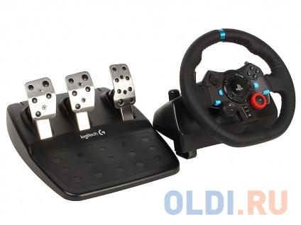 Фото «Руль (941-000112) Logitech G29 Driving Force Racing Wheel for PS4, PS3 and PC NEW» в Ростове-на-Дону