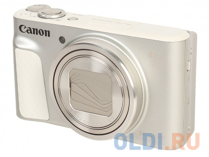 Фото «Фотоаппарат Canon PowerShot SX730 HS Silver 20.3Mp, zoom 40х, SD, SDHC, USB, WiFi» в Москве