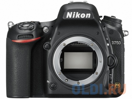 "Фото «Фотоаппарат Nikon D750 Body 24.7Mp, 3.2"", ISO51200, Full Frame» в Москве"