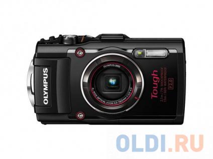 Фото «Цифровой фотоаппарат Olympus TG-4 16Mp 4x Zoom черный» в Екатеринбурге