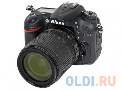 "Фото «Фотоаппарат Nikon D7200 KIT (AF-S DX 18-105 VR 24.2Mp, 3.2"" LCD)» в Новосибирске"