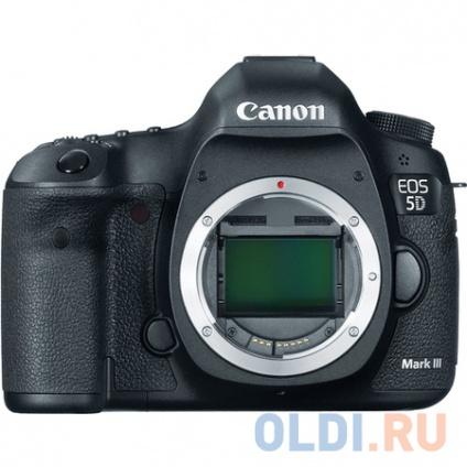 Зеркальный фотоаппарат Canon EOS 5D MARK III Body Black