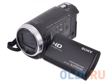 "Фото «Видеокамера Sony HDR-CX625B Black 30x.Zoom, 9.2Mp, CMOS, 3.0"", OS, AVCHD/MP4, WiFi, NFC [HDRCX625B.CEL]» в Новосибирске"