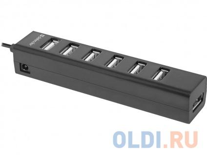 Фото «Универсальный USB разветвитель Quadro Swift USB2.0, 7 портов Defender» в Ростове-на-Дону