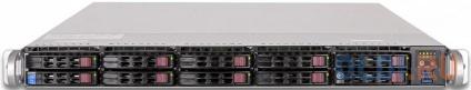 "Фото «Серверная платформа Supermicro SYS-1018R-WC0R 1U LGA2011-3 C612 8xDDR4 10x2.5"" 2xGigabit Ethernet 2х» в Нижнем Новгороде"