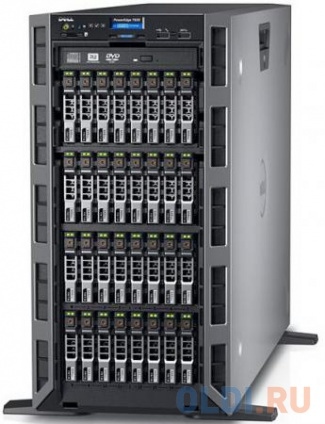 Фото «Сервер Dell PowerEdge T630 210-ACWJ-22» в Нижнем Новгороде