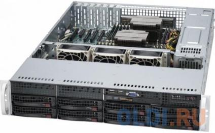 Фото «Серверная платформа SuperMicro SYS-6029P-TRT» в Новосибирске