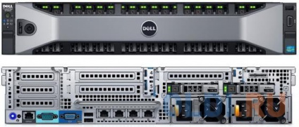 Фото «Сервер Dell PowerEdge R730 210-ACXU-197» в Ростове-на-Дону