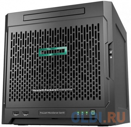 Фото «Сервер HPE Proliant MicroServer Gen10,» в Новосибирске