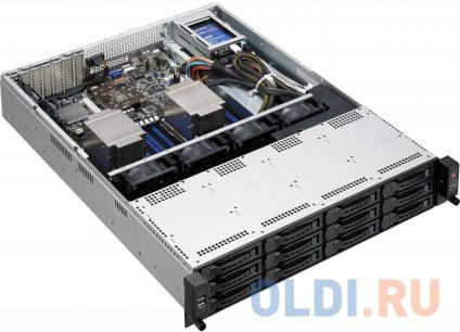 Фото «Серверная платформа ASUS, 2U, C612, 2xLGA2011-3, 16xDDR4, upto12x3.5+2x2.5, PCIE x16/3xPCIE x8, 9xSATA3, M.2, SAS3 bkp, 2x1GbE, IPMI, 2xUSB3.0, 2x770W, RS520-E8-RS12-EV2» в Нижнем Новгороде