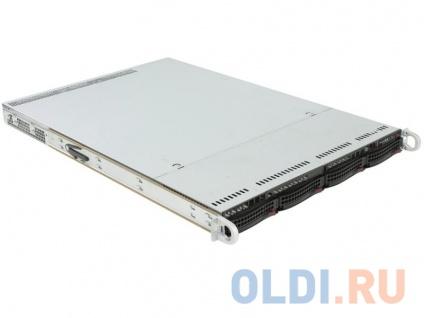 "Фото «Серверная платформа SuperMicro SYS-6018R-TDW 1U LGA2011 16xDDR4 4x3.5"" SATA 600 Вт» в Новосибирске"