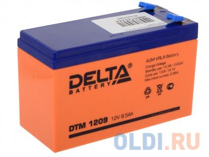 Фото «Аккумуляторная батарея Delta DTM 1209» в Ростове-на-Дону