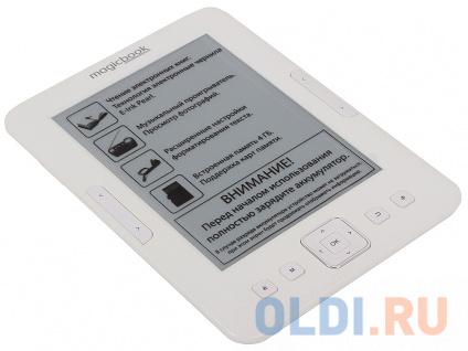 Фото «Электронная книга Gmini MagicBook Z6 White» в Москве