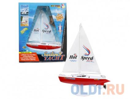 Фото «Яхта с парусом Тилибом 8887856585309 белый от 7 лет пластик» в Санкт-Петербурге