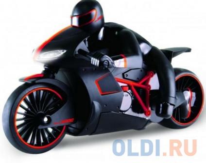 Фото «Мотоцикл на радиоуправлении 1toy Мотоцикл с гонщиком красный от 3 лет пластик» в Санкт-Петербурге