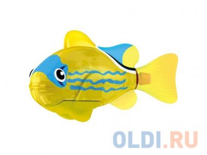 Фото «Интерактивная игрушка ZURU РобоРыбка Желтый фонарь от 3 лет жёлтый 2541D» в Санкт-Петербурге