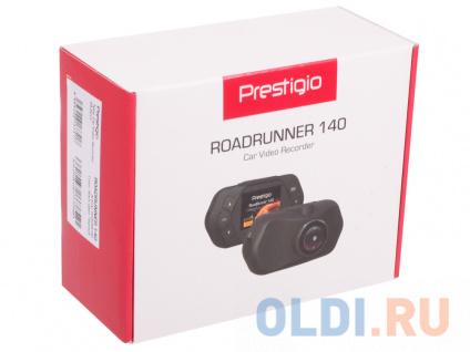 """Фото «Видеорегистратор Prestigio RoadRunner 140 1.4"""" 1920x1080 110° microUSB microSD microSDHC черный» в Санкт-Петербурге"""
