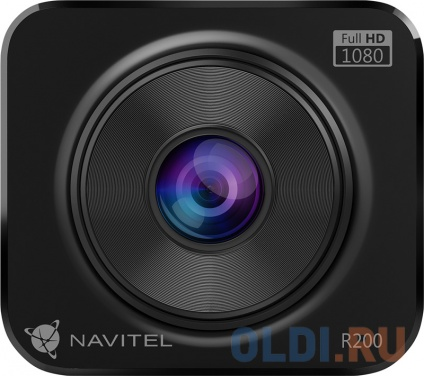 Фото «Видеорегистратор Navitel R200 черный 1080x1920 1080p 140гр. JL5401» в Новосибирске