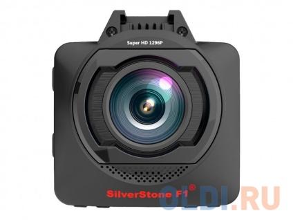 Фото «Видеорегистратор Silverstone F1 HYBRID mini черный 5Mpix 1296x2304 1296p 170гр. GPS вн.пам:1Gb Ambar» в Санкт-Петербурге