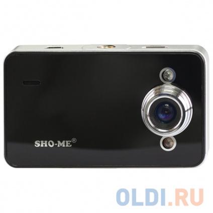 Фото «Видеорегистратор Sho-Me HD29-LCD черный 1080р 120гр. WDR» в Санкт-Петербурге