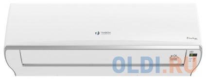 Фото «Кондиционер Timberk AC TIM 07H S20, сплит-система настенного типа серии EXCELSIOR, компрессор HITACHI, 22dBa, функция I FEEL, большой LED дисплей» в Москве