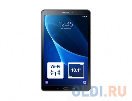 "Фото «Планшет Samsung Galaxy Tab A 10.1 SM-T580 10.1"" 16Gb черный Wi-Fi Bluetooth Android SM-T580NZKASER» в Новосибирске"