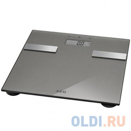 Фото «Весы напольные AEG PW 5644 FA серый PW 5644 FA» в Новосибирске