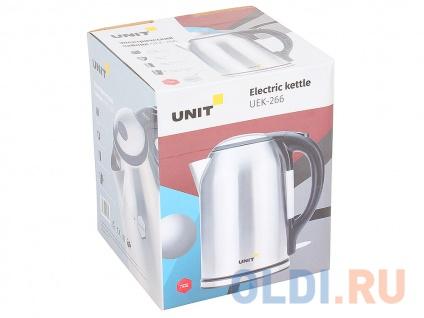 Фото «Чайник электрический UNIT UEK-266, Матовый» в Ростове-на-Дону
