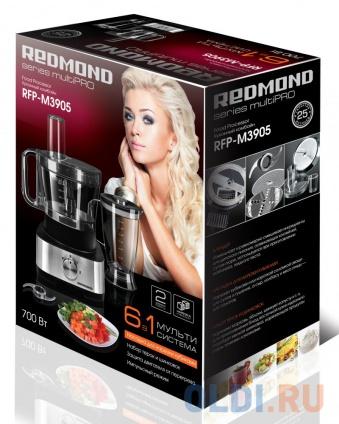 Кухонный комбайн redmond rfp-m3905