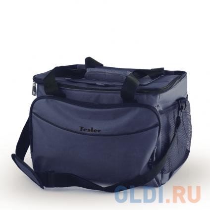 Фото «Термоэлектрическая сумка-холодильник TESLER TCB-3022, 30 л., макс охлаждение 11-15° ниже температуры окр. среды (не ниже +5°), синий» в Ростове-на-Дону