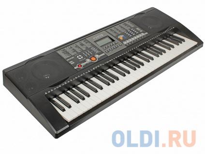 Фото «Синтезатор TESLER KB-6180 61 клавиша, большой LCD дисплей, 128 тембров/128 ритмов, 8 звуковых эффектов, 30 демопесен,автоаккомпанемент, запись» в Екатеринбурге