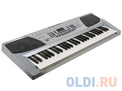 Фото «Синтезатор TESLER KB-5410 54 клавиши, 100 тембров, 100 ритмов, 8 демопесен, автоаккомпанемент, 2 обучающие программы, возможность записи произведений» в Ростове-на-Дону
