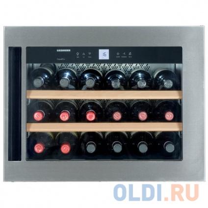 Фото «Встраиваемый винный шкаф LIEBHERR WKEes 553» в Новосибирске