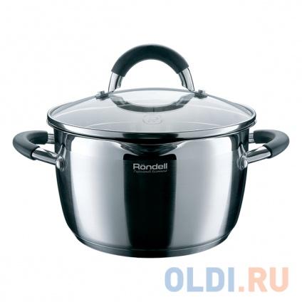 Фото «Кастрюля Rondell Flamme RDS-025 24 см, 5.7 л» в Новосибирске