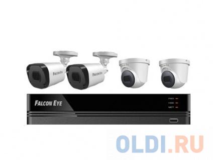 Фото «Комплект видеонаблюдения Falcon Eye FE-104MHD KIT SMART Офис Комплект видеонаблюдения.» в Ростове-на-Дону