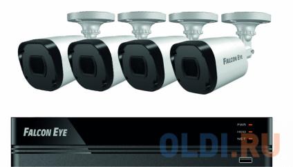 Фото «Комплект видеонаблюдения Falcon Eye FE-2104MHD KIT SMART» в Новосибирске