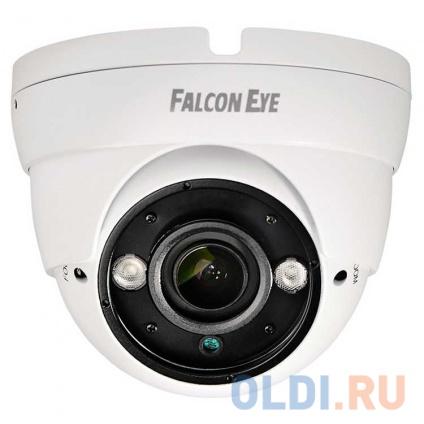 Фото «Камера Falcon Eye FE-IDV1080MHD/35M Уличная купольная гибридная видеокамера 1080P» в Санкт-Петербурге